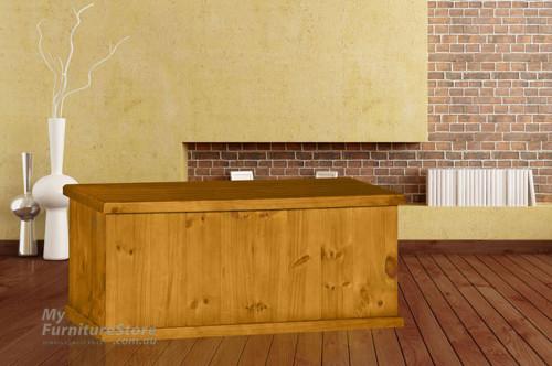 URBAN (AUSSIE MADE) SINGLE LINING STORAGE BOX - 500(H) x 900(W) x 500(D) - ASSORTED COLOURS