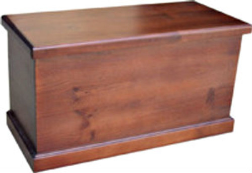 URBAN (AUSSIE MADE) STORAGE BOX WITH SMOOTH TOP & SIDES 950(W) X 500(D) - ASSORTED COLOURS AVAILABLE