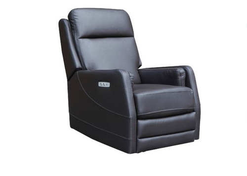 HAPPY(3700) ELECTRIC RECLINER   - RHINO/CHARCOAL