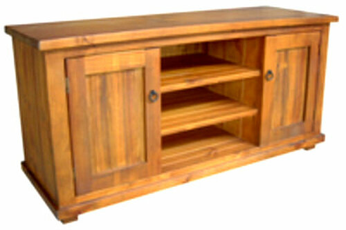 ARNCLIFF LOWLINE TV UNIT WITH SOLID DOOR & PLYNTH BASE - 660(H) X 1520(W)- ASSORTED COLOURS AVAILABLE