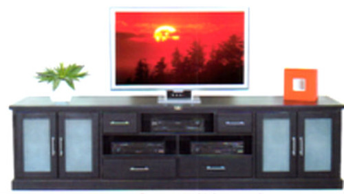 BENSON LOWLINE TV UNIT - 600(H) X 2300(W)  - ASSORTED COLOURS AVAILABLE