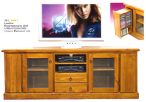 DIM 2 LOWLINE TV UNIT -740(H) X 2000(W) - ASSORTED COLOURS AVAILABLE