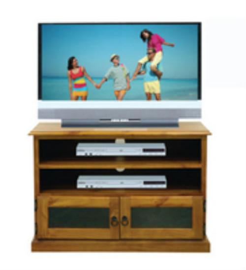 MANTON (AUSSIE MADE) 1000(W) LOWLINE TV UNIT - 680(H) X 1000(W) - ASSORTED COLOURS
