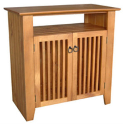 KENNY / MANILLA TV STAND - 800(H) x 800(W) - ASSORTED COLOURS