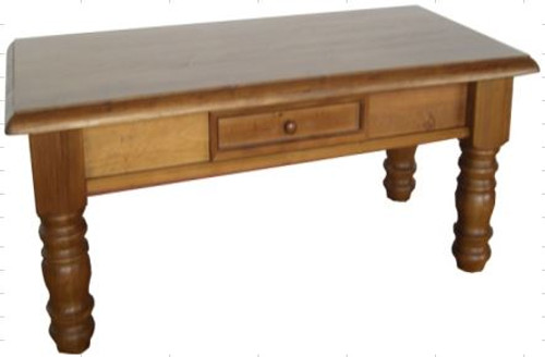 BROOK COFFEE TABLE WITH DRAWER  - 1200(L) - GREYWASH , WALNUT , BALTIC