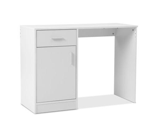 ARINA  OFFICE COMPUTER DESK - WHITE