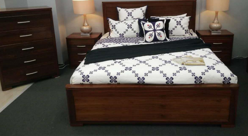 MARISSA  QUEEN  4  PIECE (TALLBOY)  BEDROOM SUITE - (MODEL-2-21-14-2-21-18-25) - AS PICTURED
