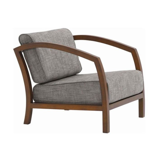 VELDA  FABRIC ARM CHAIR - BARRAS