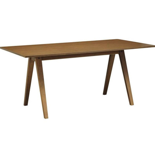 VARDEN DINING TABLE - 1700(L) X 850(W) - COCOA