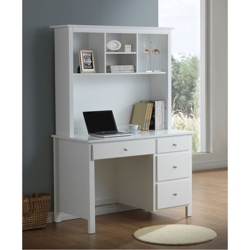 EMPRESS STUDY DESK WITH HUTCH - ASSORTED COLOUR