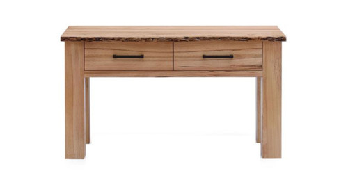GEORGE 2 DRAWER CONSOLE TABLE - COLOR AS PICTURED