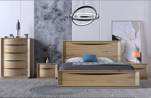 SIGNATURE QUEEN 3 PIECE BEDSIDE BEDROOM SUITE