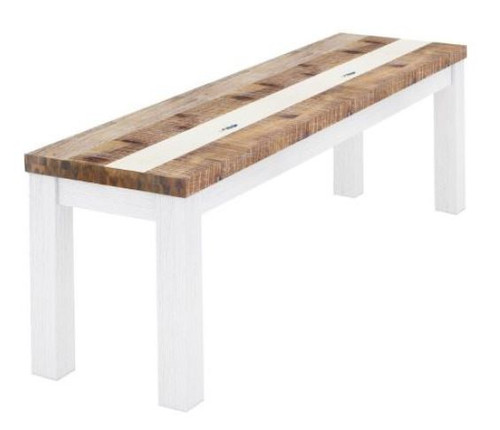 ROVER  HARDWOOD  DINING BENCH -450(H) X 1500(W) - (4-15-22-5-18) - MULTI-COLOR