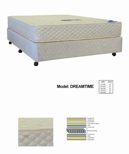 DOUBLE DREAMTIME MATTRESS - GENTLY FIRM