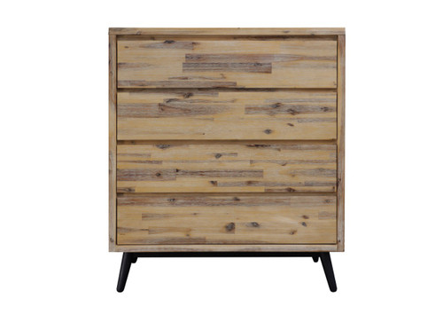 ARREDO 4 DRAWERS TALLBOY - AS PICTURED