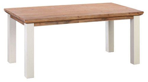 BALMAIN RECTANGULAR DINING TABLE  - 1800(L) - WHITE