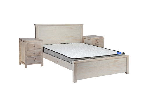 DOUBLE OZARK TIMBER BED - ASSORTED COLOURS