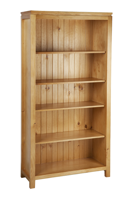 CALISTOGA (6X4) BOOKCASE - 1800(H) x 1200(W) - ASSORTED COLOURS