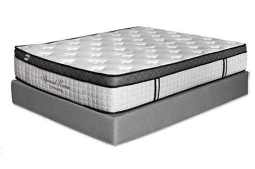 KING SINGLE SPINAL ZONE MATTRESS - SUPER FIRM