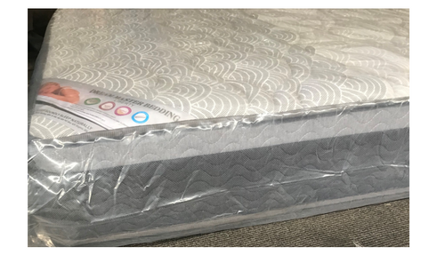 DOUBLE LIBERTY POCKET SPRING  MATTRESS WITHOUT BASE- MEDIUM FIRM