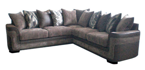 HAMPTON CORNER SEAT WITH SCATTER CUSHIONS