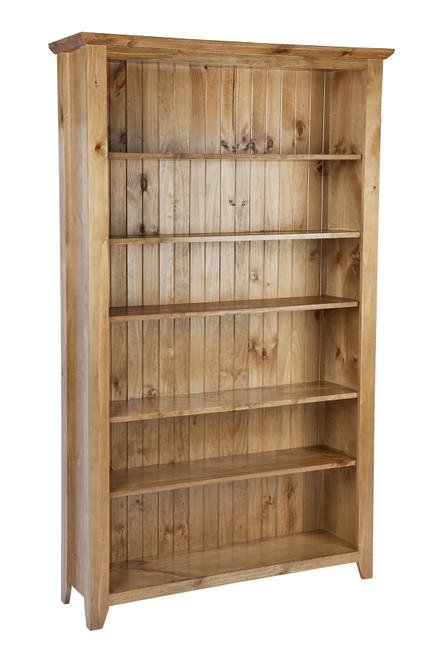 CHUNKY (7x5) BOOKCASE - 2100(H) x 1500(W) x 240(D) - ASSORTED COLOURS