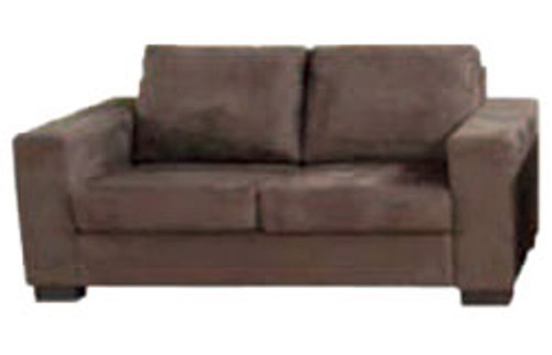 LEXXIE 3 SEATER + 2 SEATER FABRIC LOUNGE - AS PICTURED