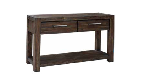 BISTRE HALL TABLE - 800(H) x 1300(W) x 380(D) - BISTRE