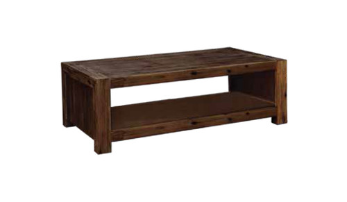 BISTRE COFFEE TABLE - 420(H) x 1270(W) x 700(D) - BISTRE