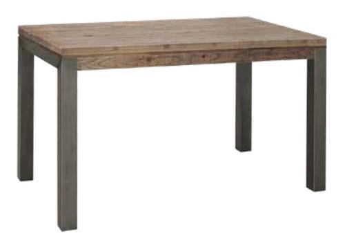 CHEFFIELD 1500 x 900 DINING TABLE - RUSTIC BARN LIGHT