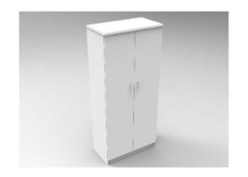 AUGUSTIN (MODEL:PRM900L) 2 DOOR LINEN / PANTRY - 1800(H) x 900(W) - LICORICE , SMOKE , OAK , WHITE