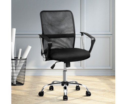 CARRIBEAN OFFICE EXECUTIVE CHAIR - BLACK