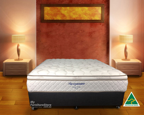 DOUBLE BODYCARE PLUSH MATTRESS - PLUSH