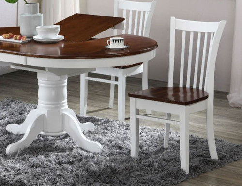 CASINO DINING CHAIR - TWO TONE