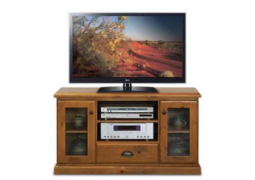 BATHURST TV ENTERTAINMENT UNIT - 1200(W) X 420(D) - RUSTIC