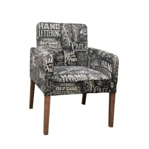 ASCELLA ACCENT CHAIR - AS PICTURED