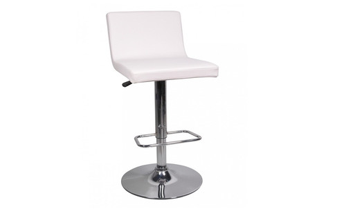 ASH BAR STOOL M-90051 - WHITE OR BLACK