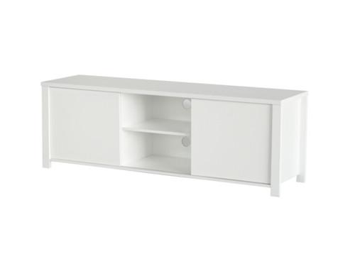 AMAZING TV STAND - 550(H) X 1600(W)- WHITE