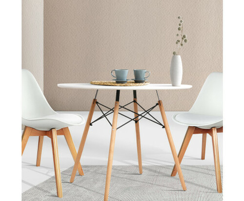 Jaguar 5 Piece Extension With 216mm Pedestal Base Dining Setting Mocha Online Furniture Bedding Store