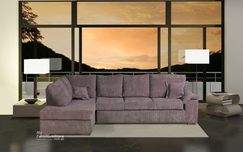 ROSEHILL 3 SEATER CHAISE - ASSORTED COLOURS