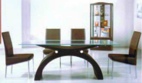 BARCELONA (H882A) DINING TABLE ONLY - 1900(L) X 1000(W)