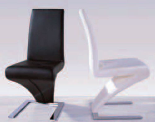 BARCELONA (M202) Z DINING CHAIR - ASSORTED COLOURS
