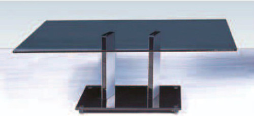 BARCELONA (G0120) COFFEE TABLE - 1200(W) x 700(D)