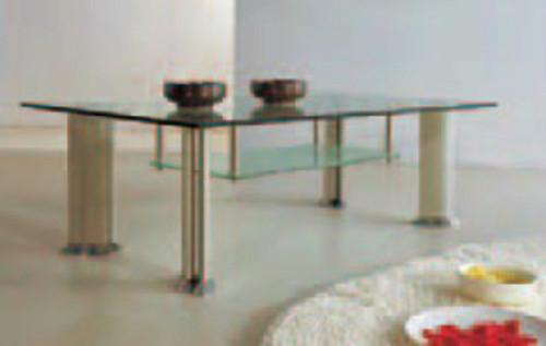 BARCELONA (G315) COFFEE TABLE -  1350(W) X 750(D)