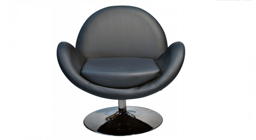 LAWSON OCCASSIONAL CHAIR - BLACK, WHITE OR GREEN