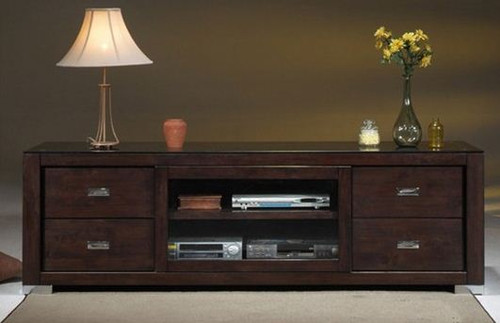 ELK COLLECTION (ELK1247) TV ENTERTAINMENT UNIT - 610(H) x 1982(W)- WENGE