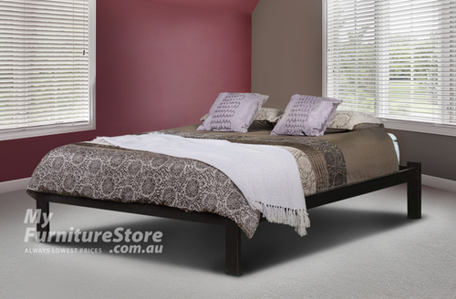 KING DOONER (AUSSIE MADE) BED - ASSORTED COLOURS