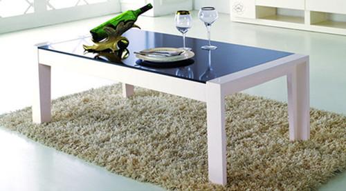9I05 COFFEE TABLE -  1200(W) X 600(D) - IVORY/CREAM