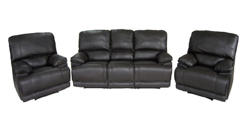 BERLIN 3RR+R+R RECLINER SUITE - EASY RIDER or VELVETEEN