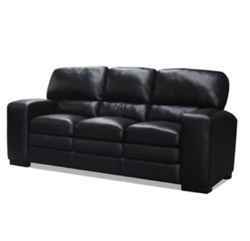 HARPER 3 SEATER FULL LEATHER SOFA